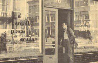 history pic Union Station on Union Street 1973