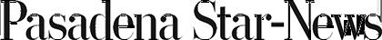 Pasadena Star News_logo