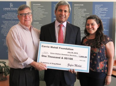 USHS_CMF donation
